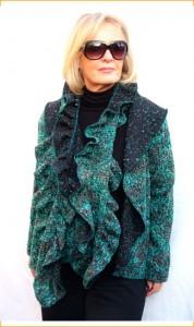turquoise jackets