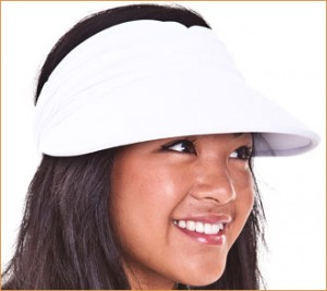 """One Response to """"Aqua Visors great to protect your face whilst swimming  from www.hatsandvisors.co.uk"""" 4046f8a044b"""